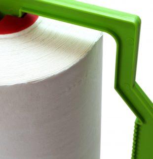 Bobina de papel portable texcel