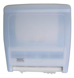 Dispenser de toalla en rollo y bobina con autocorte | Texcel