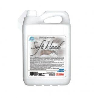 Jabón líquido para manos soft hand | TEXCEL