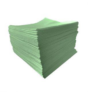 Paños de cocina color verde | TEXCEL Productos de limpieza