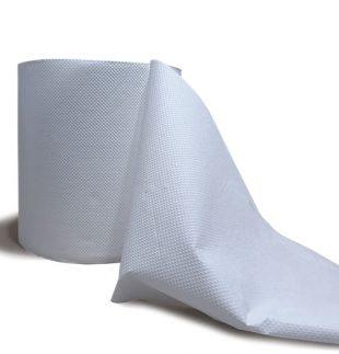 Toalla rollo blanca papel | TEXCEL